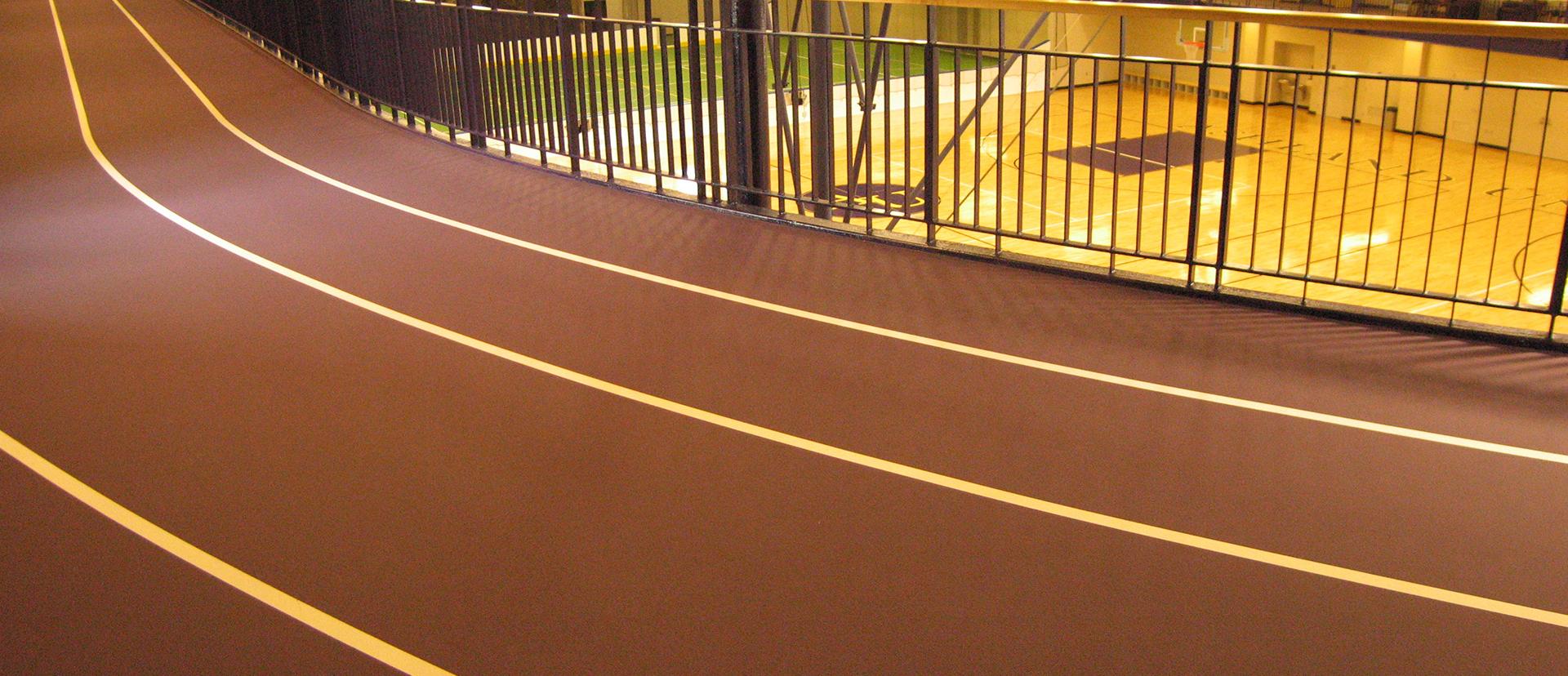 Flooring cincinnati floor for Cost to build a racquetball court